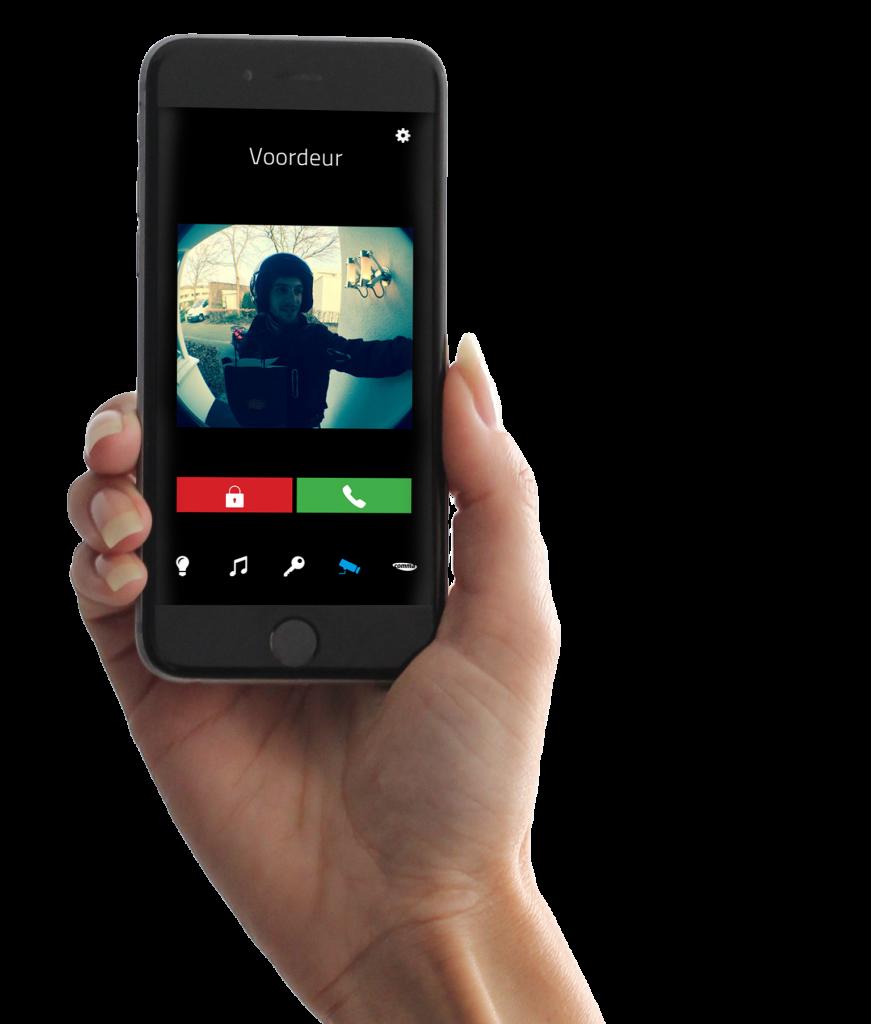 Comma Intelligent Control System - App Voordeur NL