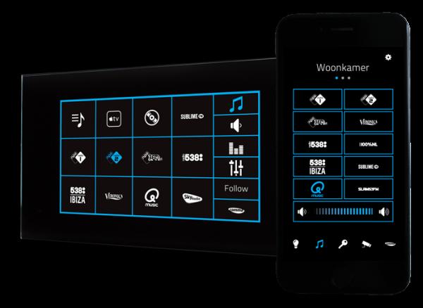 Comma Intelligent Control System - ControlOne en App Muziek NL